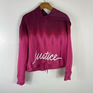 Justice Tie Dye Hoodie